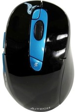 Мышь A4Tech G11-570FX Black/Blue