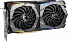 Видеокарта nVidia GeForce RTX2060 Super MSI PCI-E 8192Mb (RTX 2060 SUPER GAMING X)