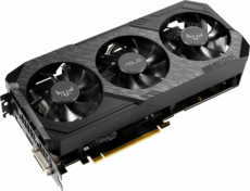 Видеокарта nVidia GeForce GTX1660 ASUS PCI-E 6144Mb (TUF3-GTX1660-O6G-GAMING)