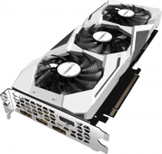 Видеокарта nVidia GeForce RTX2060 Super Gigabyte PCI-E 8192Mb (GV-N206SGAMING OC WHITE-8GD)