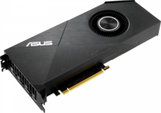 Видеокарта nVidia GeForce RTX2070 Super ASUS PCI-E 8192Mb (TURBO-RTX2070S-8G-EVO)
