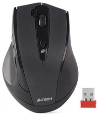 Мышь A4Tech G10-810FS Black
