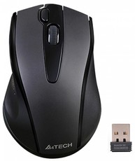 Мышь A4Tech G9-500FS Black