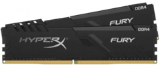 Оперативная память 8Gb DDR4 3000MHz Kingston HyperX Fury (HX430C15FB3K2/8) (2x4Gb KIT)