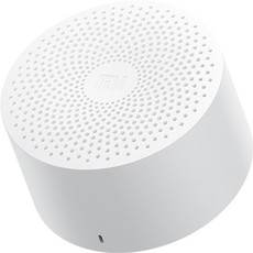 Портативная акустика Xiaomi Mi Compact Bluetooth Speaker 2 White