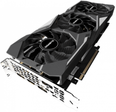 Видеокарта nVidia GeForce RTX2080 Super Gigabyte PCI-E 8192Mb (GV-N208SGAMING-8GC)