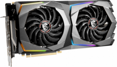 Видеокарта nVidia GeForce RTX2070 Super MSI PCI-E 8192Mb (RTX 2070 SUPER GAMING X)