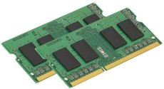 Оперативная память 8Gb DDR-III 1600MHz Kingston SO-DIMM (KVR16LS11K2/8) (2x4Gb KIT)
