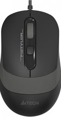 Мышь A4Tech Fstyler FM10 Black/Grey