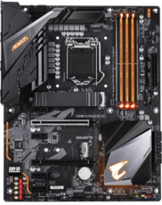 Материнская плата Gigabyte Z390 AORUS ELITE Star Wars Edition