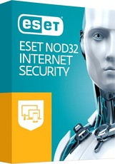 ESET NOD32 Internet Security Platinum - лицензия на 2 года на 3 ПК (NOD32-EIS-NS(BOX)-2-3)