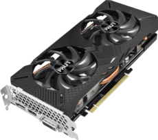 Видеокарта nVidia GeForce GTX1660 Super Palit GamingPro PCI-E 6144Mb (NE6166S018J9-1160A)
