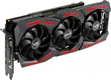 Видеокарта nVidia GeForce RTX2060 Super ASUS PCI-E 8192Mb (ROG-STRIX-RTX2060S-8G-EVO-GAMING)