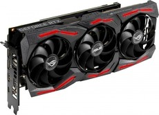 Видеокарта nVidia GeForce RTX2060 Super ASUS PCI-E 8192Mb (ROG-STRIX-RTX2060S-A8G-EVO-GAMING)