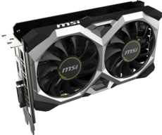 Видеокарта nVidia GeForce GTX1650 Super MSI PCI-E 4096Mb (GTX 1650 SUPER VENTUS XS OC)