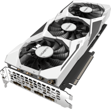 Видеокарта nVidia GeForce RTX2080 Super Gigabyte PCI-E 8192Mb (GV-N208SGAMINGOC WHITE-8GD)