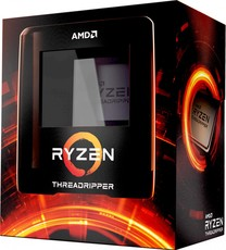 Процессор AMD Ryzen Threadripper 3970X BOX (без кулера)