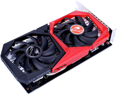 Видеокарта nVidia GeForce GTX1650 Super Colorful PCI-E 4096Mb (GTX 1650 SUPER NB 4G-V)