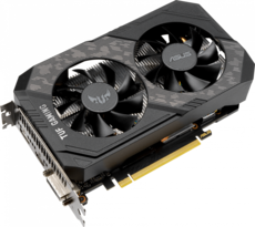 Видеокарта nVidia GeForce GTX1660 Super ASUS PCI-E 6144Mb (TUF-GTX1660S-6G-GAMING)