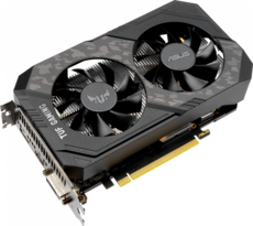 Видеокарта nVidia GeForce GTX1660 Super ASUS PCI-E 6144Mb (TUF-GTX1660S-O6G-GAMING)