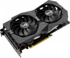 Видеокарта nVidia GeForce GTX1650 Super ASUS PCI-E 4096Mb (ROG-STRIX-GTX1650S-A4G-GAMING)