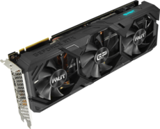Видеокарта nVidia GeForce RTX2080 Super Palit GamingPro PCI-E 8192Mb (NE6208S019P2-180T)