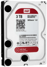 Жсткий диск 3Tb SATA-III Western Digital Red (WD30EFAX)