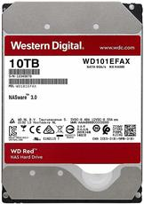 Жсткий диск 10Tb SATA-III Western Digital Red (WD101EFAX)