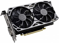 Видеокарта nVidia GeForce RTX2060 EVGA KO GAMING PCI-E 6144Mb (06G-P4-2066-KR)