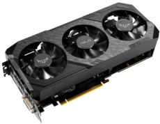 Видеокарта GeForce GTX1660 Super ASUS PCI-E 6144Mb (TUF 3-GTX1660S-6G-GAMING)