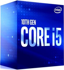 Процессор Intel Core i5 - 10400F BOX