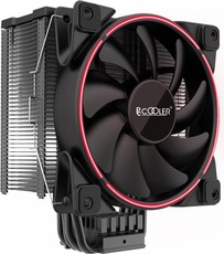 Кулер PCcooler GI-X6R V2 Red LED