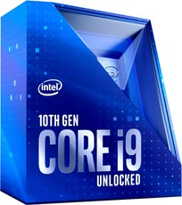 Процессор Intel Core i9 - 10900K BOX (без кулера)