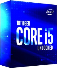 Процессор Intel Core i5 - 10600K BOX (без кулера)