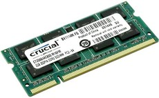 Оперативная память 2Gb DDR-II Crucial 800MHz SO-DIMM (CT25664AC800)