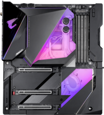 Материнская плата Gigabyte Z490 AORUS XTREME WATERFORCE