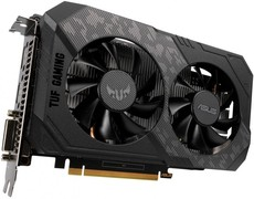 Видеокарта nVidia GeForce GTX1650 ASUS 4Gb (TUF-GTX1650-O4GD6-P-GAMING)