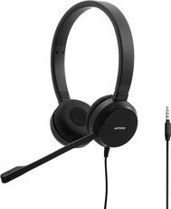 Гарнитура Lenovo Pro Wired Stereo VOIP Headset (4XD0S92991)
