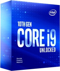 Процессор Intel Core i9 - 10900KF BOX (без кулера)