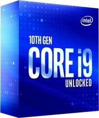Процессор Intel Core i9 - 10850K BOX (без кулера)