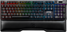 Клавиатура ADATA XPG Summoner (Cherry MX Blue) Black