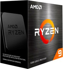 Процессор AMD Ryzen 9 5950X BOX (без кулера)