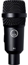 Микрофон AKG P4 High-performance dynamic instrument