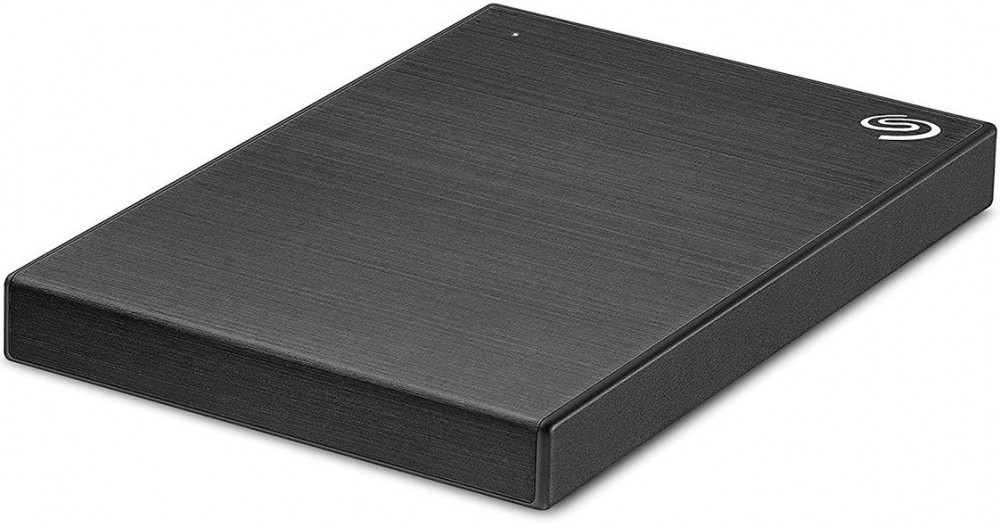 Внешний жесткий диск 1Tb Seagate Backup Plus Slim Black (STHN1000400)