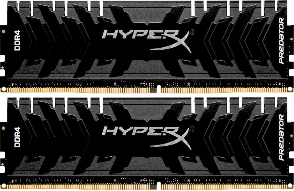 Оперативная память 16Gb DDR4 4600MHz Kingston HyperX Predator (HX446C19PB3K2/16) (2x8 KIT)