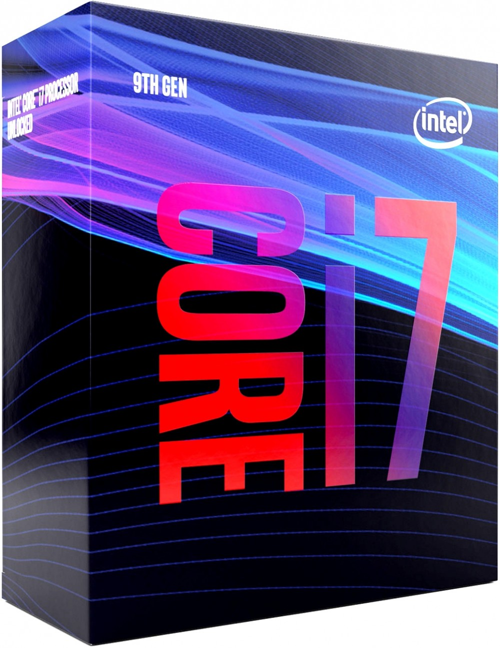 Процессор Intel Core i7 - 9700 BOX