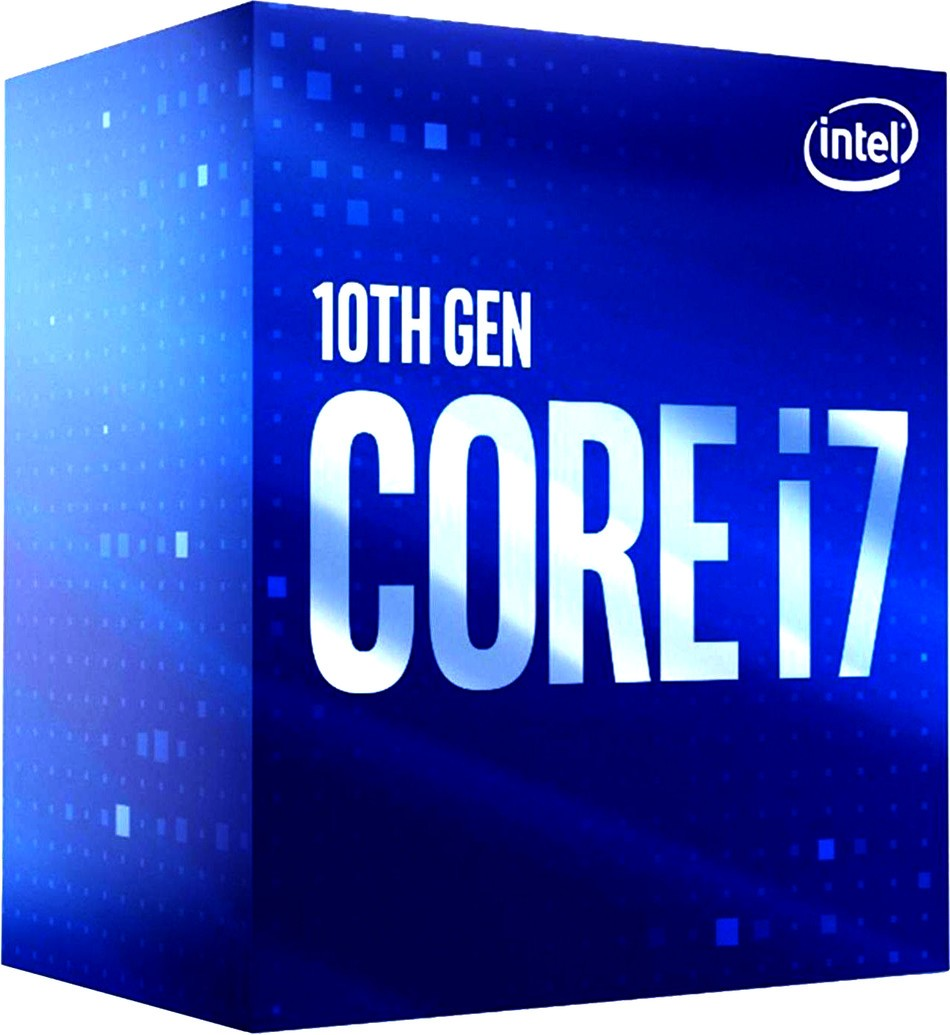 Процессор Intel Core i7 - 10700 BOX